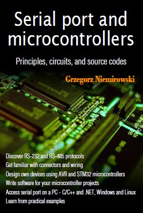 Serial port and microcontrollers
